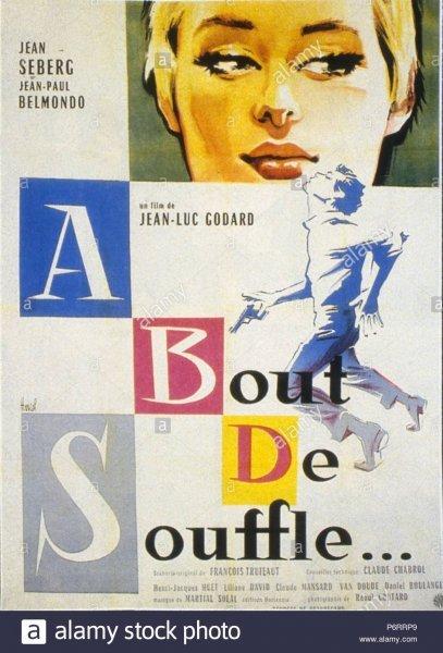 un-bout-de-souffle-anno-1960-francia-direttore-jean-luc-godard-poster-du-film-fr-p6rrp9