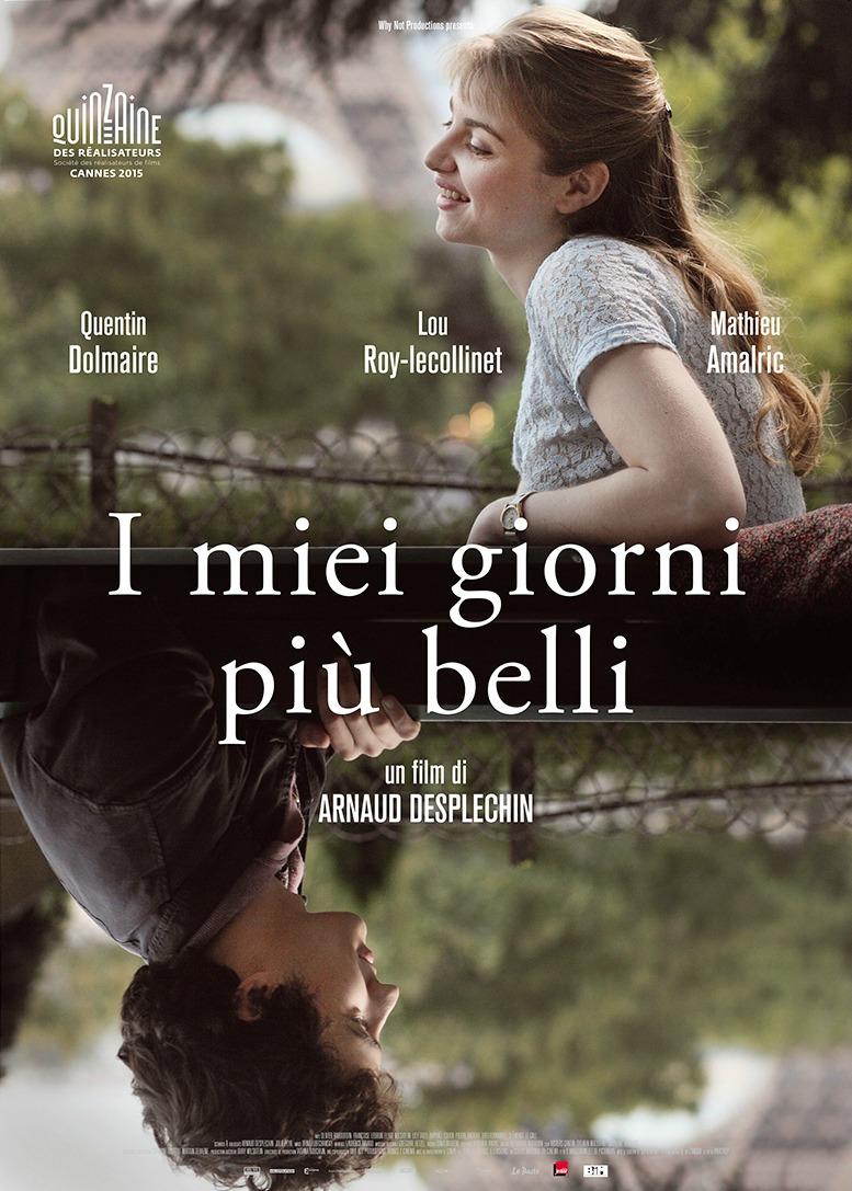I MIEI GIORNI PIU' BELLI (Trois Souvenirs de ma Jeunesse) @ Cinema Splendor | Bari | Puglia | Italia